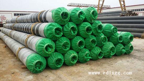 钢套钢保温螺旋钢管
