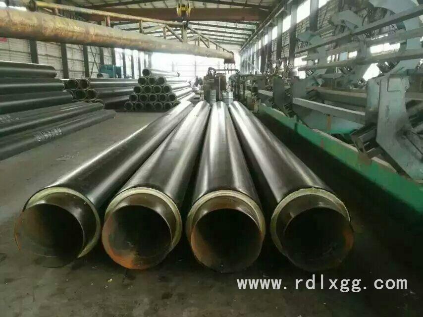 聚氨酯保温钢管