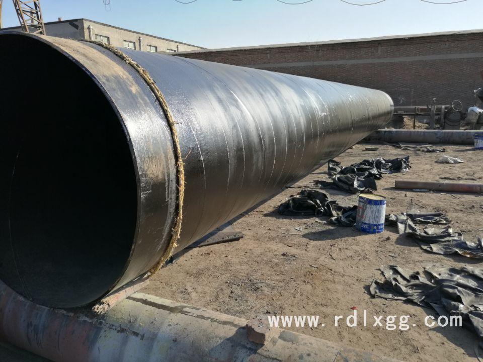 三油两布防腐螺旋钢管