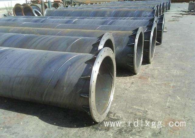 大口径焊接法兰螺旋钢管