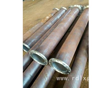 焊接法兰螺旋管