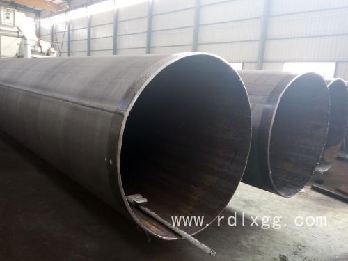蒸汽管道直缝钢管