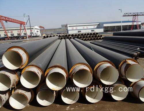 钢套钢保温钢管1